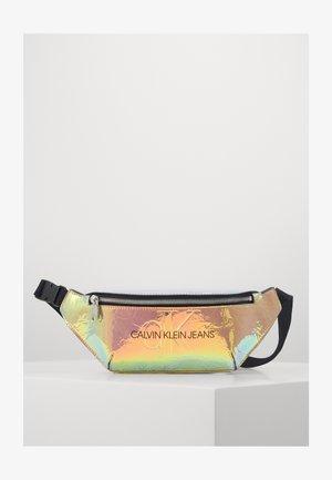 STREETPACK IRIDESCENT - Bum bag - grey