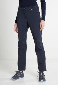 Icepeak - BOVILL - Outdoor trousers - dunkel blau - 0