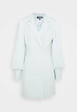 SLEEVE BLAZER DRESS - Skjortekjole - mint