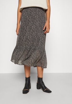 CARRIE SKIRT - Pencil skirt - harvest black