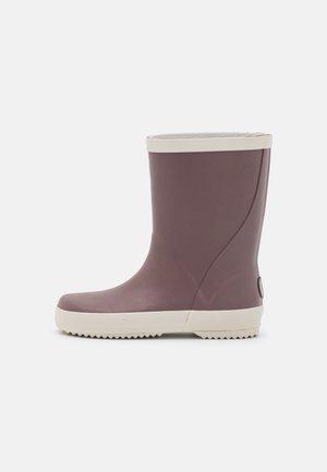 RUBBERBOOT ALPHA UNISEX - Winter boots - powder plum