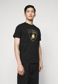 Lamborghini - T-shirt imprimé - black - 3