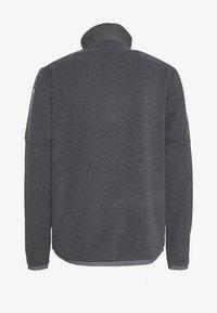 Vaude - MENS YARAS JACKET - Fleece jacket - black - 1
