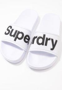 Superdry - Mules - optic - 7