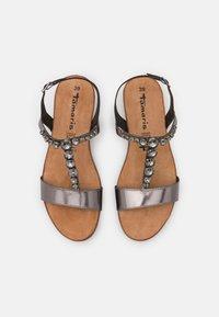 Tamaris - Sandals - pewter - 5