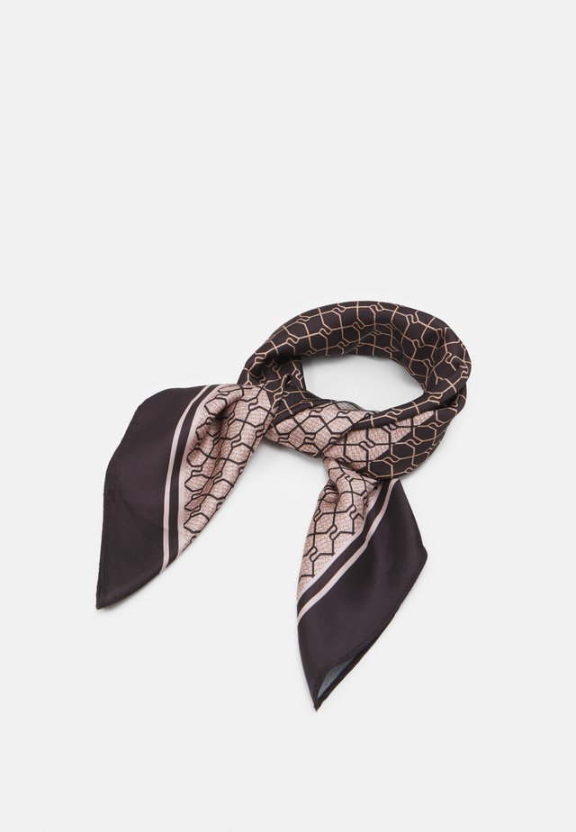 Šátek - brown