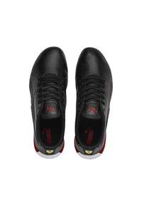 Puma - Sneakers basse - black/rosso corsa - 1