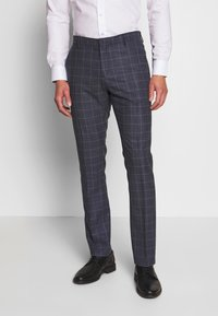 Selected Homme - SLHSLIM SUIT  - Completo - blue - 4