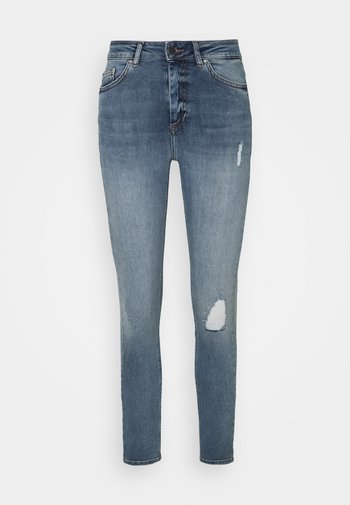 ONLBLUSH LIFE - Jeans Skinny Fit - light blue denim