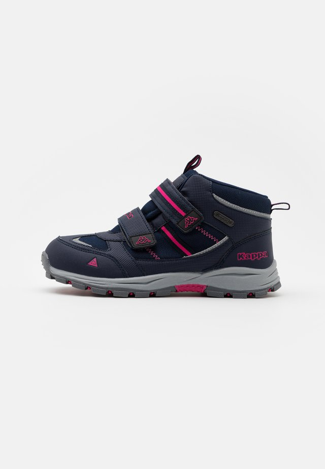 HOVET TEX UNISEX - Hikingschuh - navy/pink