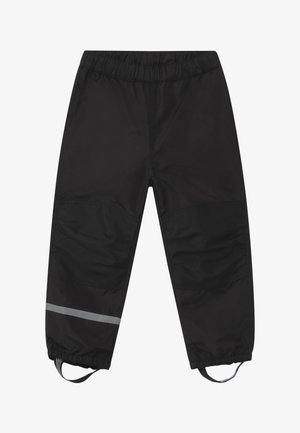 MINI  - Pantalones impermeables - black