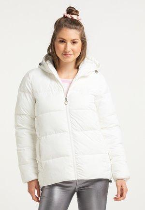 Winter jacket - wollweiss