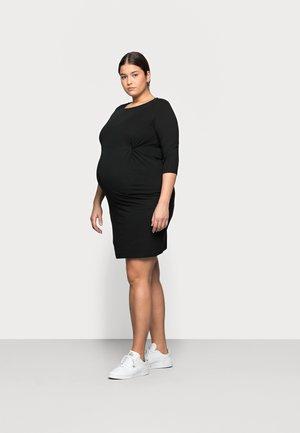 MLSIA DRESS - Sukienka z dżerseju - black
