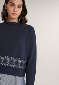 Salsa - Sweatshirt - blau - 2