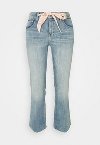 Mos Mosh - SIMONE SWIFT JEANS - Skinny džíny - light blue - 0