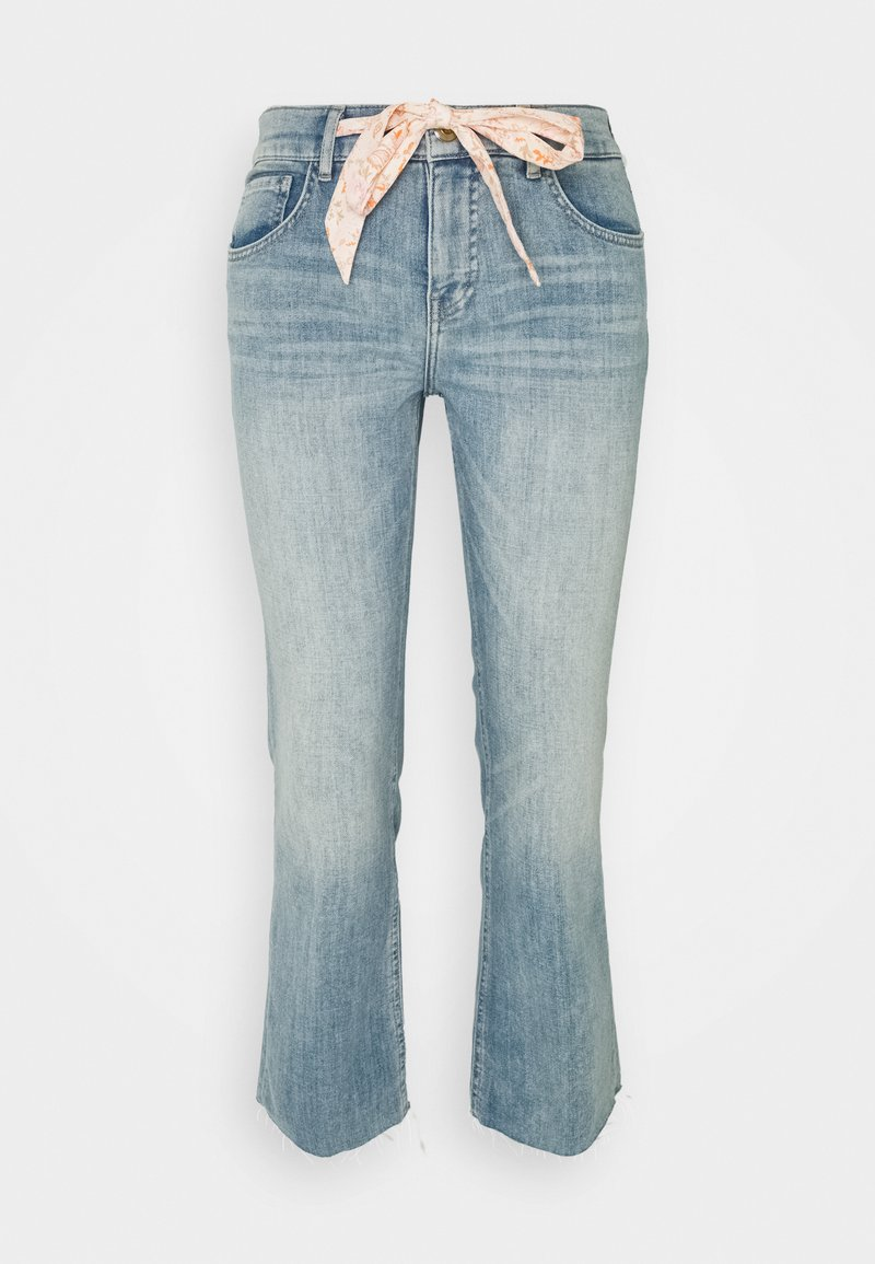 Mos Mosh - SIMONE SWIFT JEANS - Skinny džíny - light blue