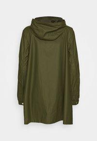 Springfield - RAINCOAT - Waterproof jacket - green - 1