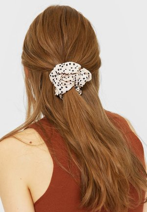 MIT TUPFENPRINT - Hair styling accessory - blue