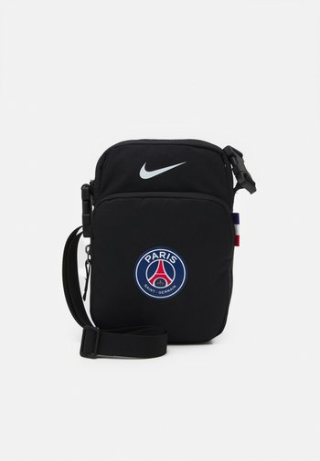 PARIS ST GERMAIN STADIUM CROSSODY UNISEX - Across body bag - black/white