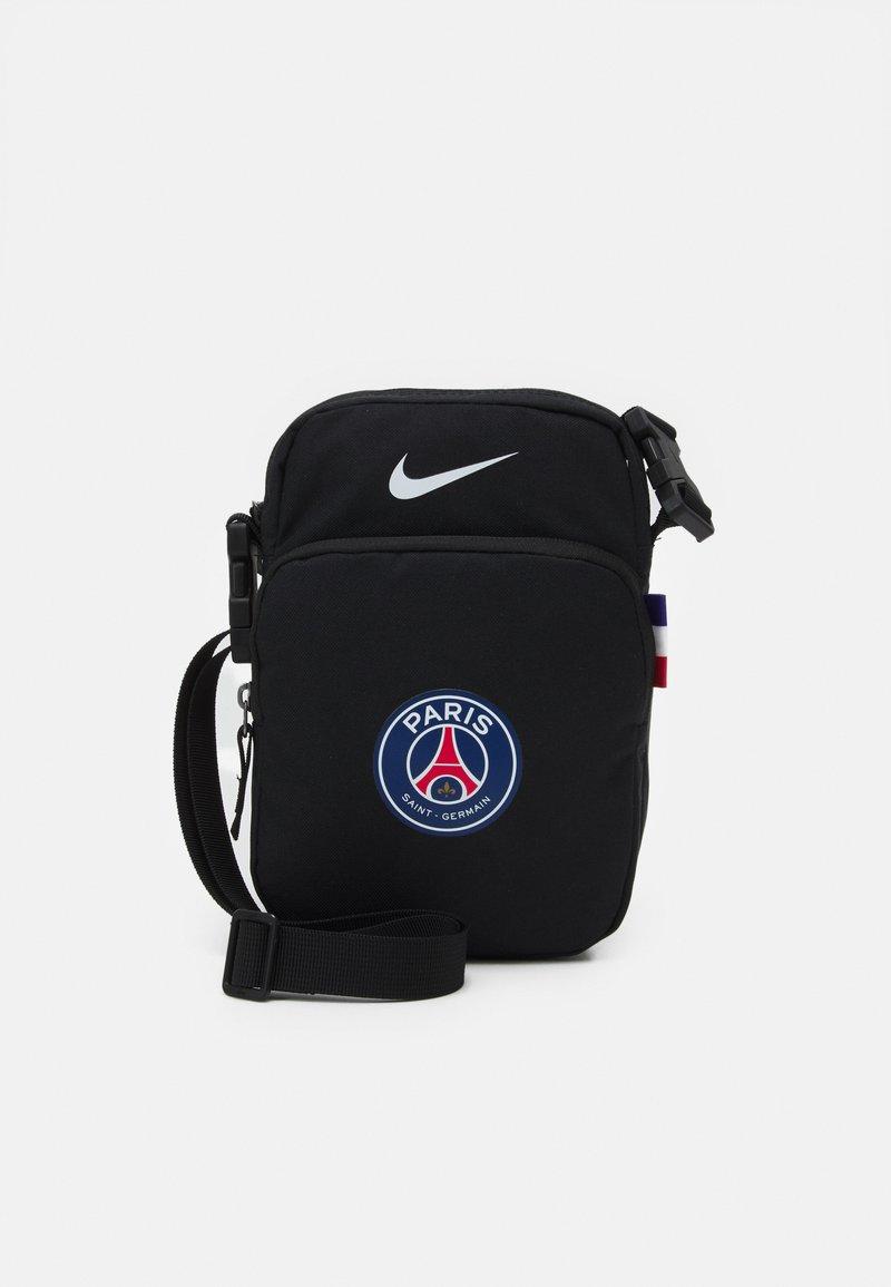 Nike Performance - PARIS ST GERMAIN STADIUM CROSSODY UNISEX - Across body bag - black/white