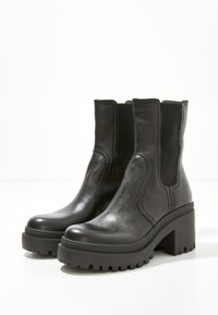 Inuovo - Ankle boots - black blk - 3