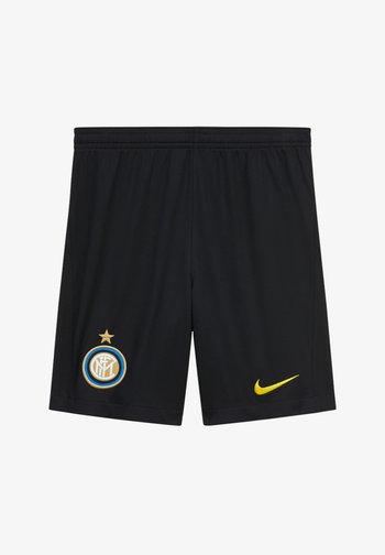 Sports shorts - schwarzgelb