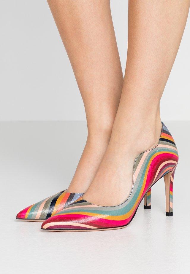 ETTY - Zapatos altos - swirl