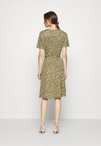 Freequent - Day dress - burnt olive mix - 2
