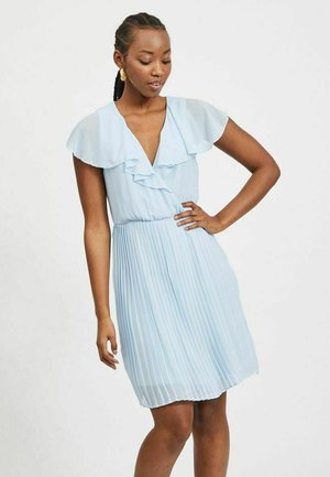 VIKATELYN PLEATED - Cocktail dress / Party dress - cashmere blue