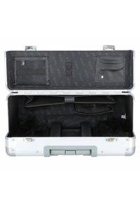 Alumaxx - Wheeled suitcase - silver - 4