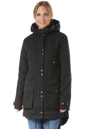 WALK ON - Winter coat - black
