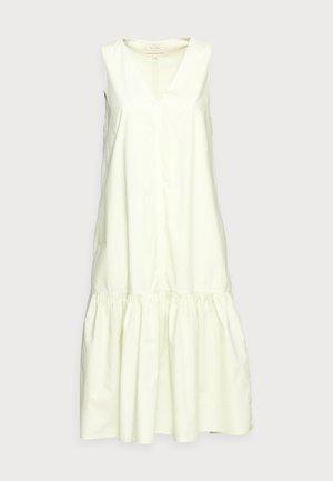 MIDI DRESS - Denní šaty - pale mint