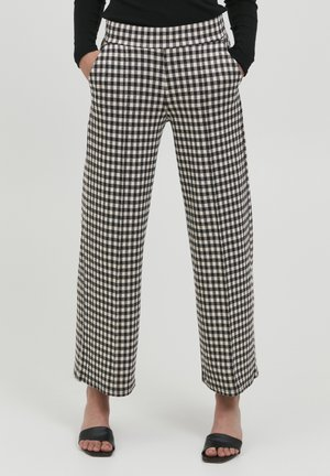 IHKATE  - Trousers - black