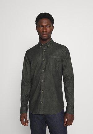 JPRBLAPERFECT SHIRT - Marškiniai - black denim