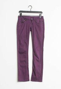 G-Star - Straight leg jeans - purple - 0