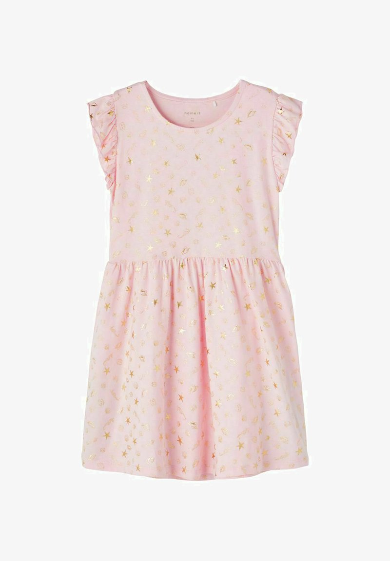 Name it - Jersey dress - orchid pink