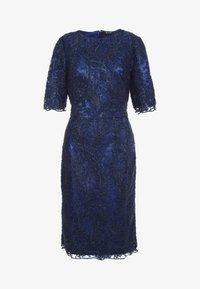 Madam-T - Cocktail dress / Party dress - indigo - 5
