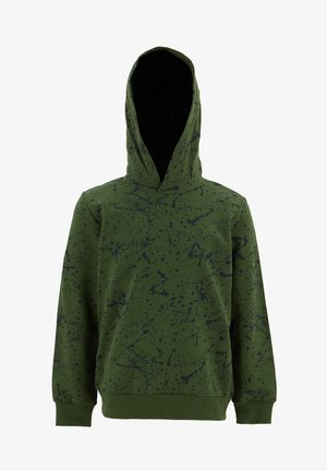 Hoodie - green