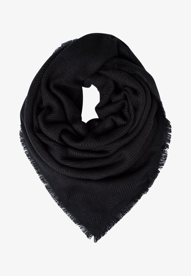 Halsdoek - black