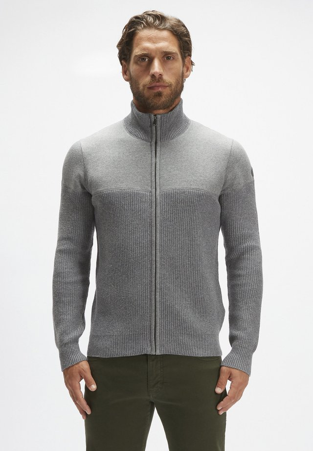 Vest - medium grey melange