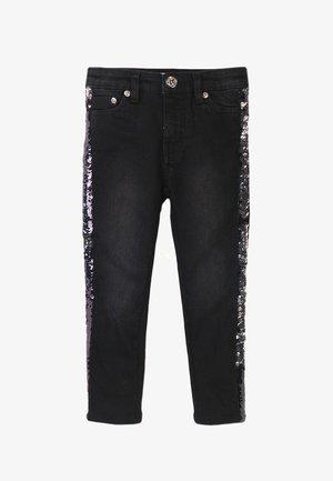 SLIM FIT SLIM FIT - Slim fit jeans - black