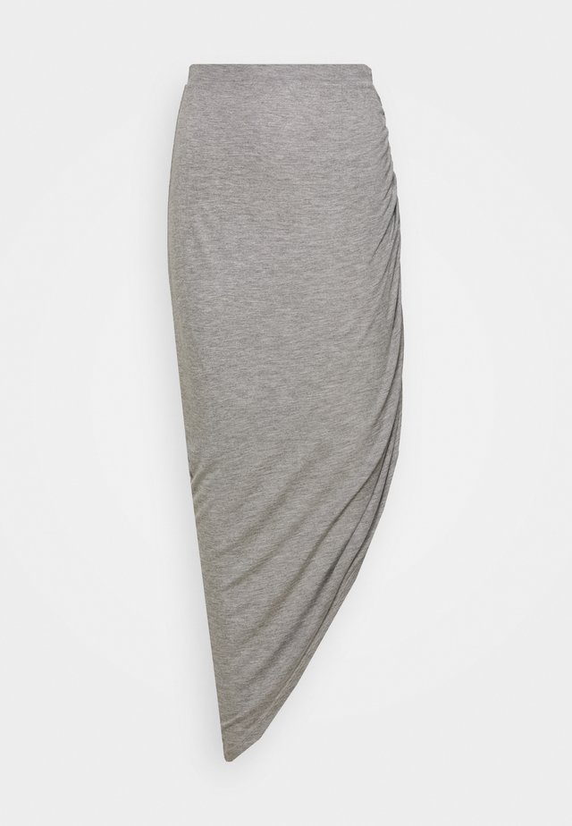 ONLRIKKA SKIRT  - Gonna a campana - light grey
