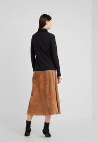 RIANI - Långärmad tröja - black - 2