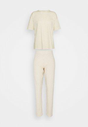 ONLHOLLEY NIGHTWEAR - Pyjama set - macadamia