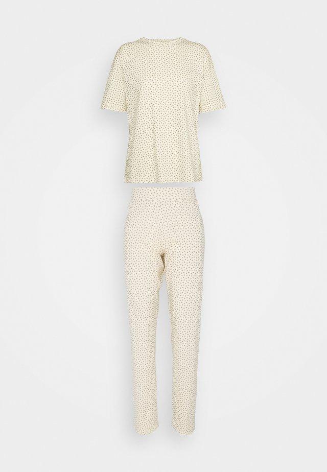 ONLHOLLEY NIGHTWEAR - Pyjama - macadamia