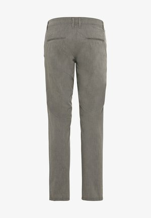 Chinos - check grey