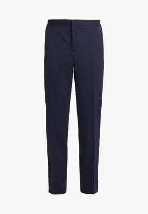 SASHA GRAD - Suit trousers - navy