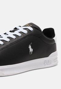 Polo Ralph Lauren - Tenisky - black/white - 6