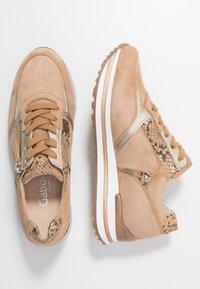 Gabor Comfort - Sneakers - caramel/camel/platin - 3