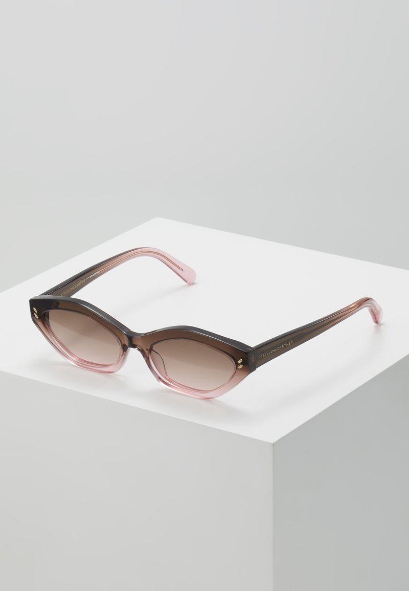 Stella McCartney - Sluneční brýle - grey/brown/brown